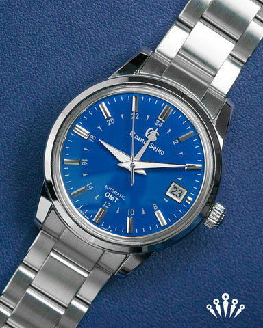 Grand Seiko GMT Hodinkee Special Edition
