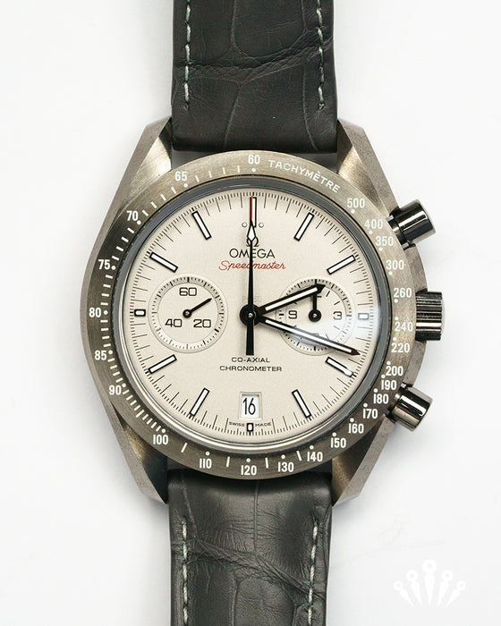"Omega Speedmaster ""Grey Side Of The Moon"""
