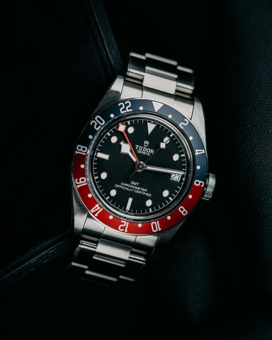Tudor Black Bay GMT Coke watch Belfast watch seller