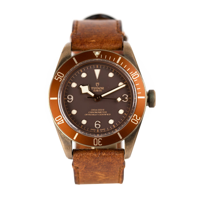 Tudor Black Bay Bronze Belfast watch boutique