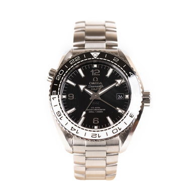 Omega Seamaster Planet Ocean GMT watches Northern Ireland Belfast