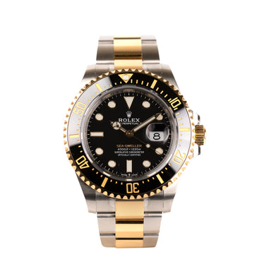 Rolex Sea Dweller Belfast watches dealer