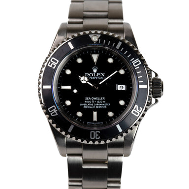 Sea-Dweller Comex Rolex Belfast watch shop