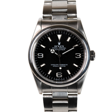 Rolex Explorer Belfast watches shop watch