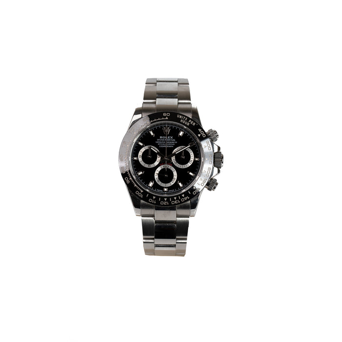 Rolex Daytona luxury watch Belfast  black ceramic
