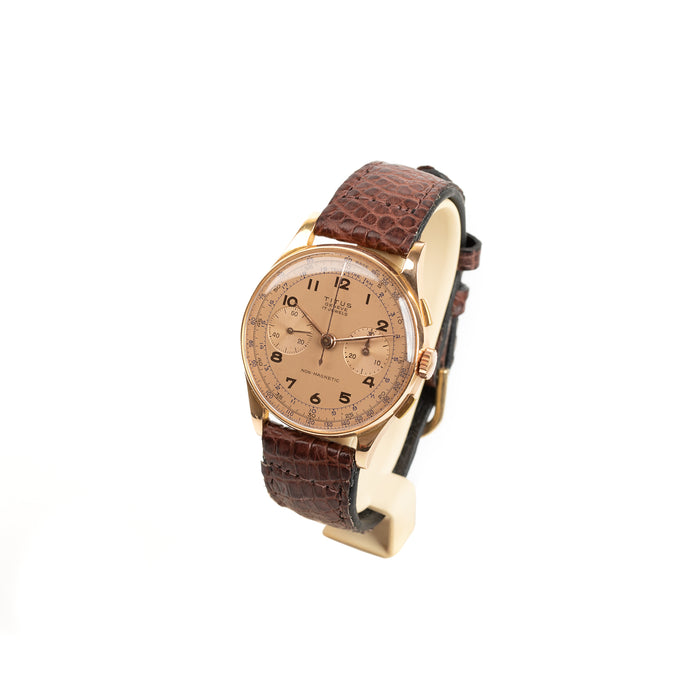Vintage Titus Chronograph watches Belfast