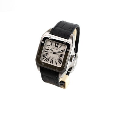 Cartier Santos 100 unisex watch