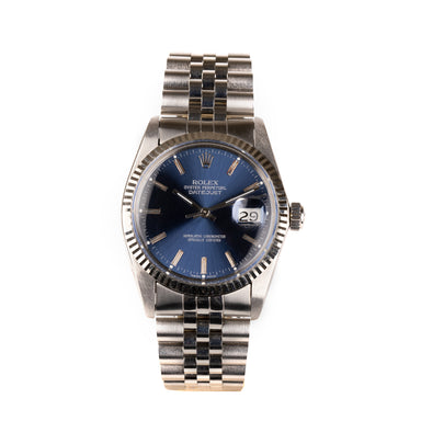 Rolex DateJust Belfast watch boutique
