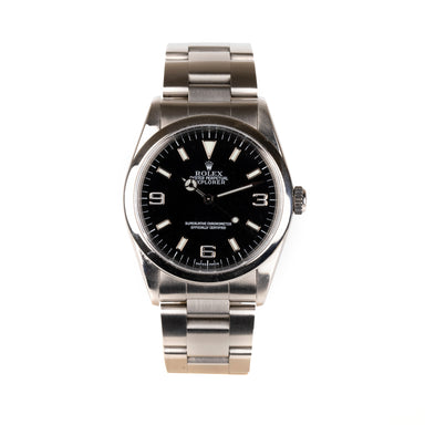 Rolex Explorer series vintage watches watch Belfast shop