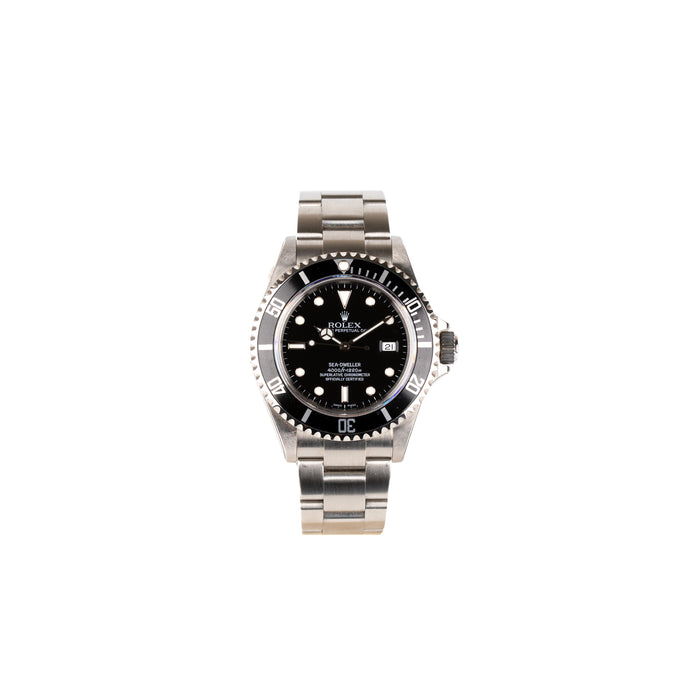 Rolex Sea-Dweller 4000 NOS Belfast watch shop  16600