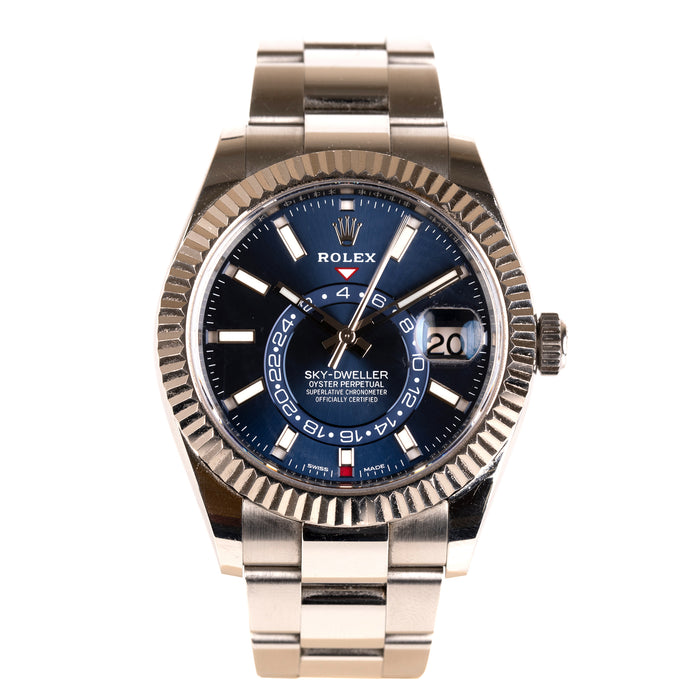 Rolex Sky-Dweller Belfast watch