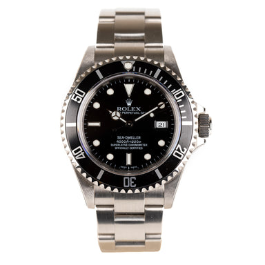 Rolex Sea-Dweller 4000 NOS Belfast watch shop