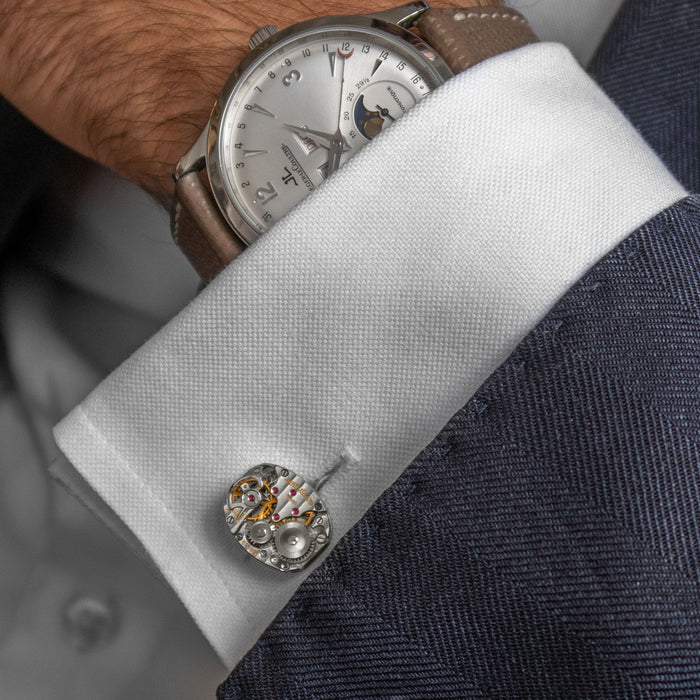 Jaeger-LeCoultre Watch Cufflinks