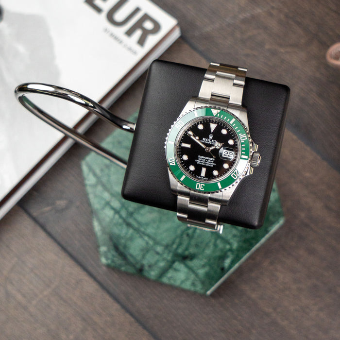 Pearl Verde Watch Stand – One Watch