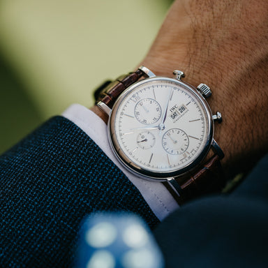 IWC Portofino Chronograph watch dealer