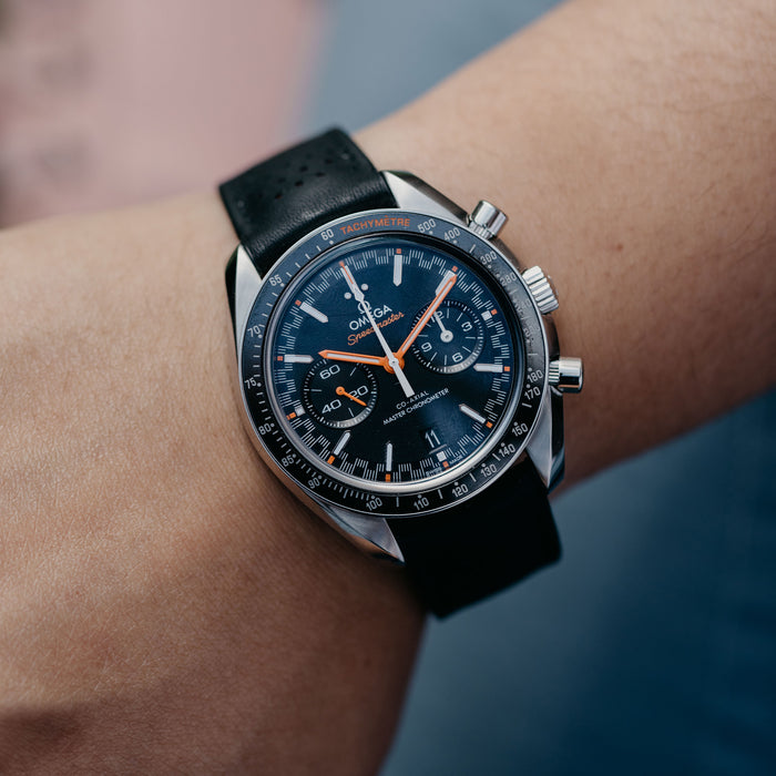 2019 Omega Speedmaster 'Racing'. Belfast watches watch shop