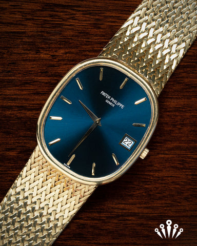 Patek Philippe Golden Ellipse 3605/1J