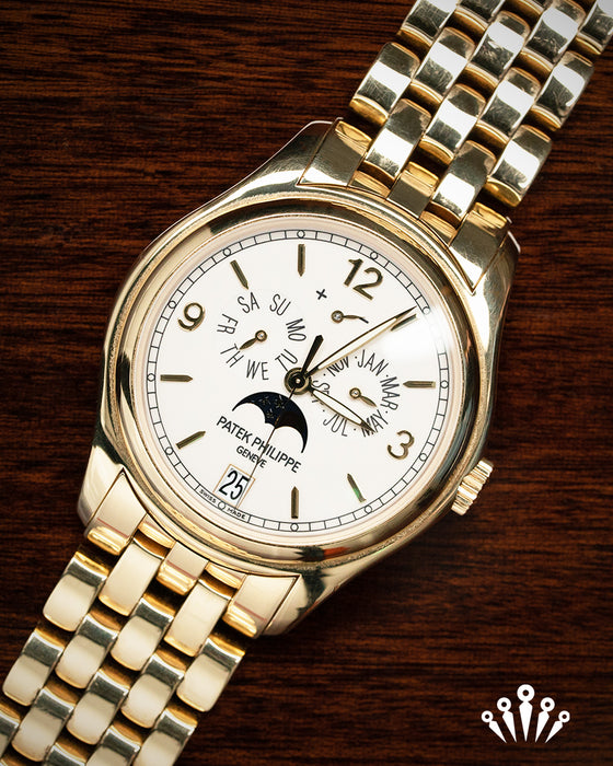 Patek Philippe Complications Annual Calendar 5146J