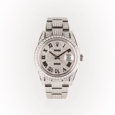 Rolex Datejust Diamond Set
