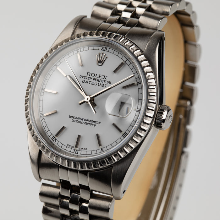 Pride and pinion, Rolex, Rol, datejust, date just, Belfast watches, luxury watches