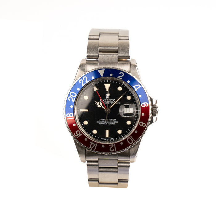 "Rolex GMT-Master ""Pepsi"" Rolex watches"