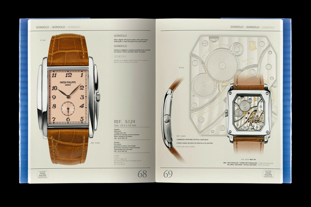 Patek Philippe Books by Guido Mondani