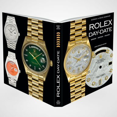 """Rolex Day-Date"" - Rolex Book by Mondani Rolex collector"