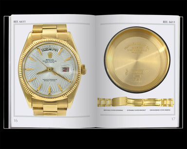 Rolex Day-Date Rolex Book by Mondani Rolex collector