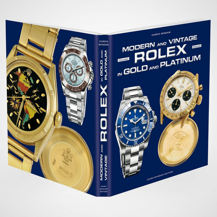 """Rolex Gold and Platinum"" by Mondani"