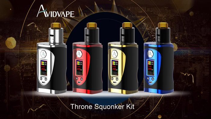 Get your Squonk On
