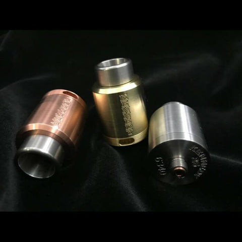 Kennedy Vindicator 25mm Kit 21700/20700 with Constant Contact - Vaping 101 UK's Number 1