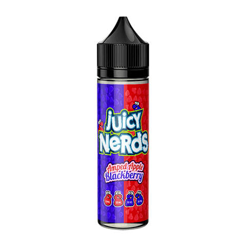 Juicy Nerds E-Liquid 50ml Shortfill - Vaping 101 UK's Number 1