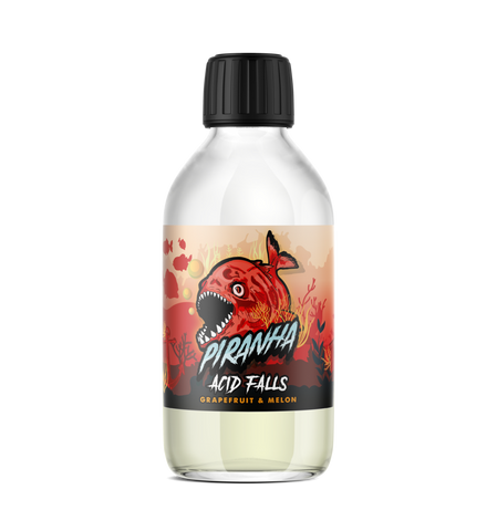 Piranha E-Liquids 200ml Shortfill