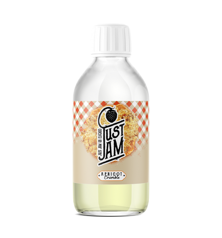 Just Jam E-Liquids 200ml Shortfill