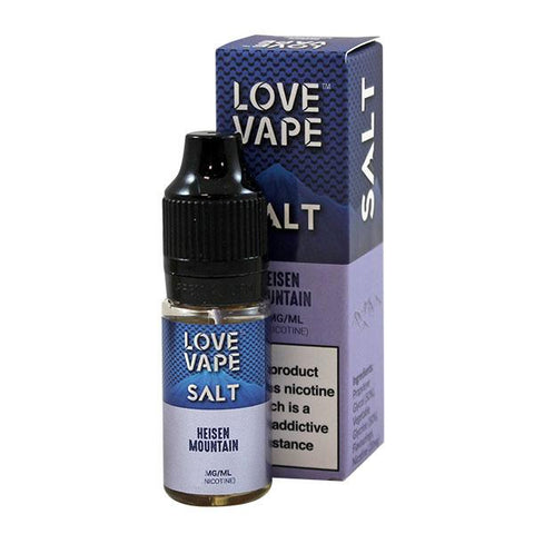 Love Vape E-Liquids 10ml Nic Salt