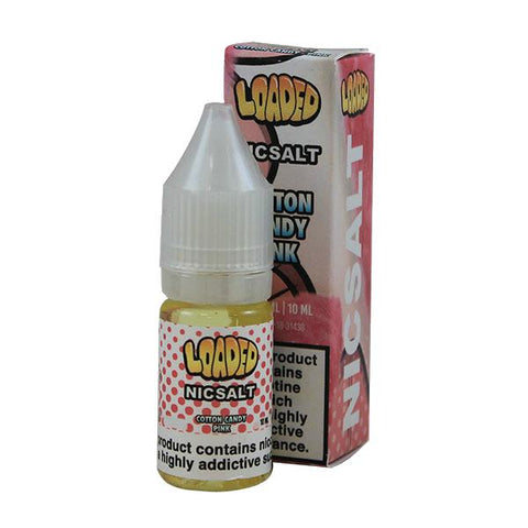Loaded Nic Salt E-Liquids