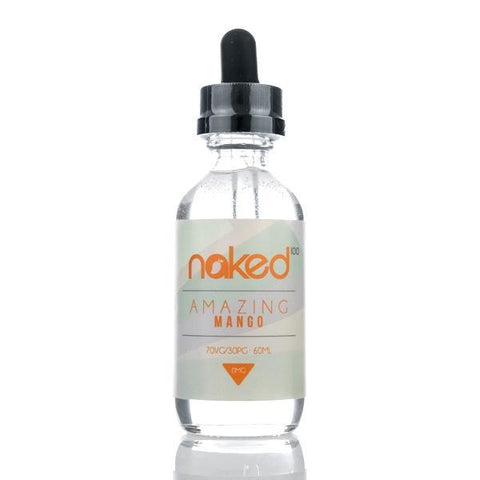 Naked 100 50ml Shortfill