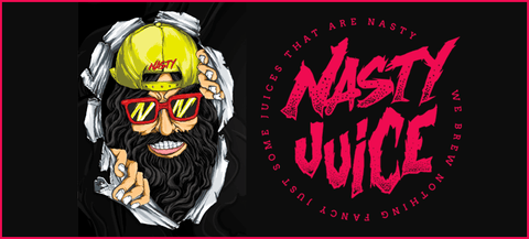 Nasty Juice 50ml Shortfill Juice Range