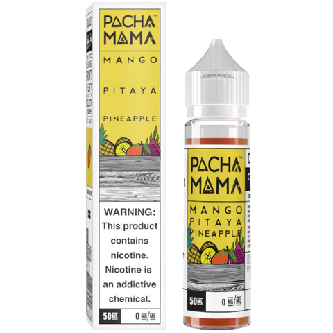 Pachamama By Charlies Chalk Dust 50ml Shortfill Juice Range (NEW FLAVOURS) - Vaping 101 UK's Number 1