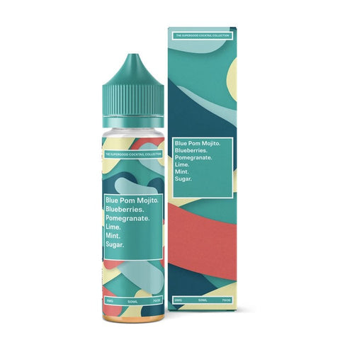Supergood E-Liquids Cocktails 50ml Shortfill - Vaping 101 UK's Number 1