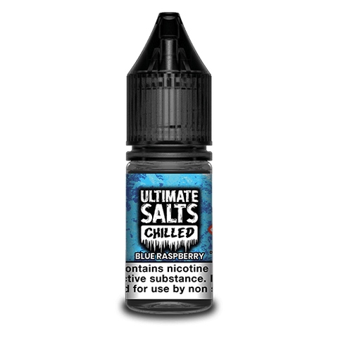Ultimate Salts - Chilled 10ml Nic Salts - Vaping 101 UK's Number 1
