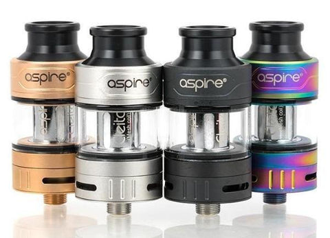 Aspire Cleito 120 Pro Tank - Vaping 101 UK's Number 1