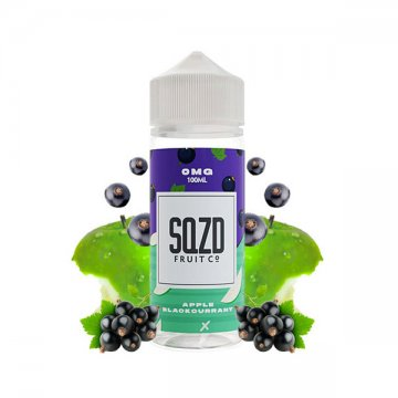 SQZD E-Liquids 100ml Shortfill