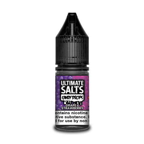 Ultimate Salts Candy Drops 10ml Nic Salts - Vaping 101 UK's Number 1