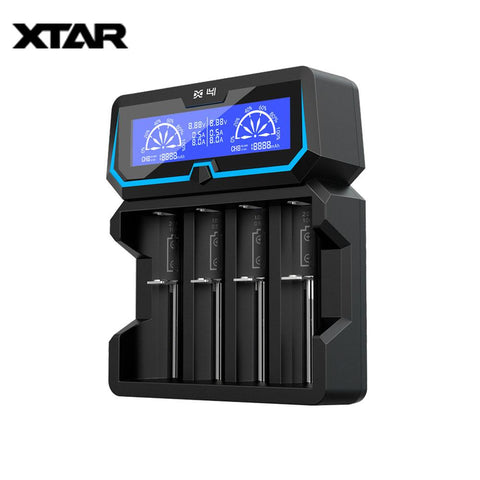Xtar X4 4 Slot Quick Charger