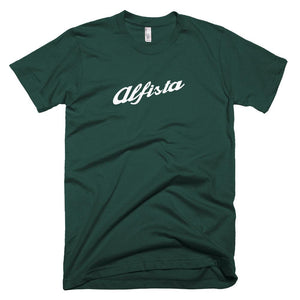 "Alfista ""Quadrifoglio"" T-shirt - The Vintage Society Store"