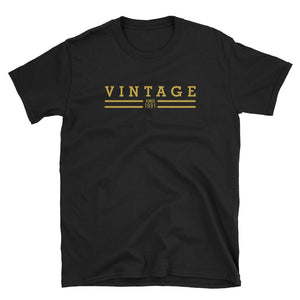 Vintage Since 1991 T-shirt (Old but Gold) - The Vintage Society Store
