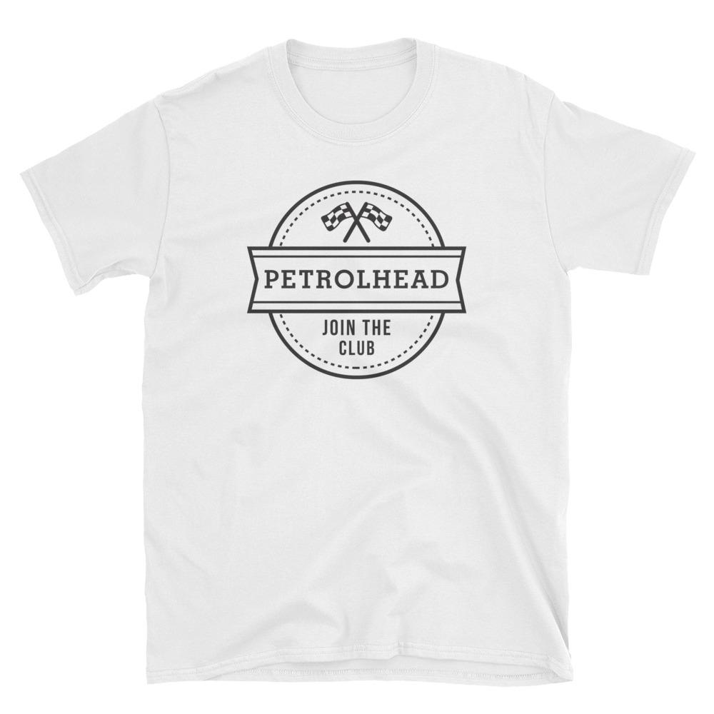 PetrolHead T-shirt - The Vintage Society Store