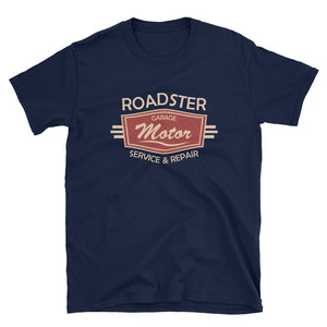 Roadster Motor T-shirt - The Vintage Society Store