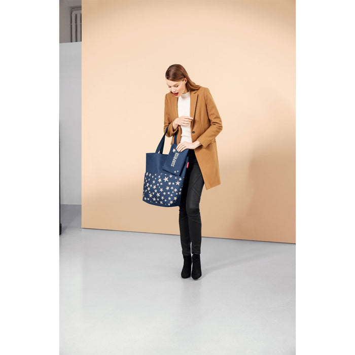 Reisenthel Cityshopper 2 Stars Shopping Tote Bag